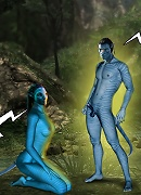 The Avatar Cartoon Erotic